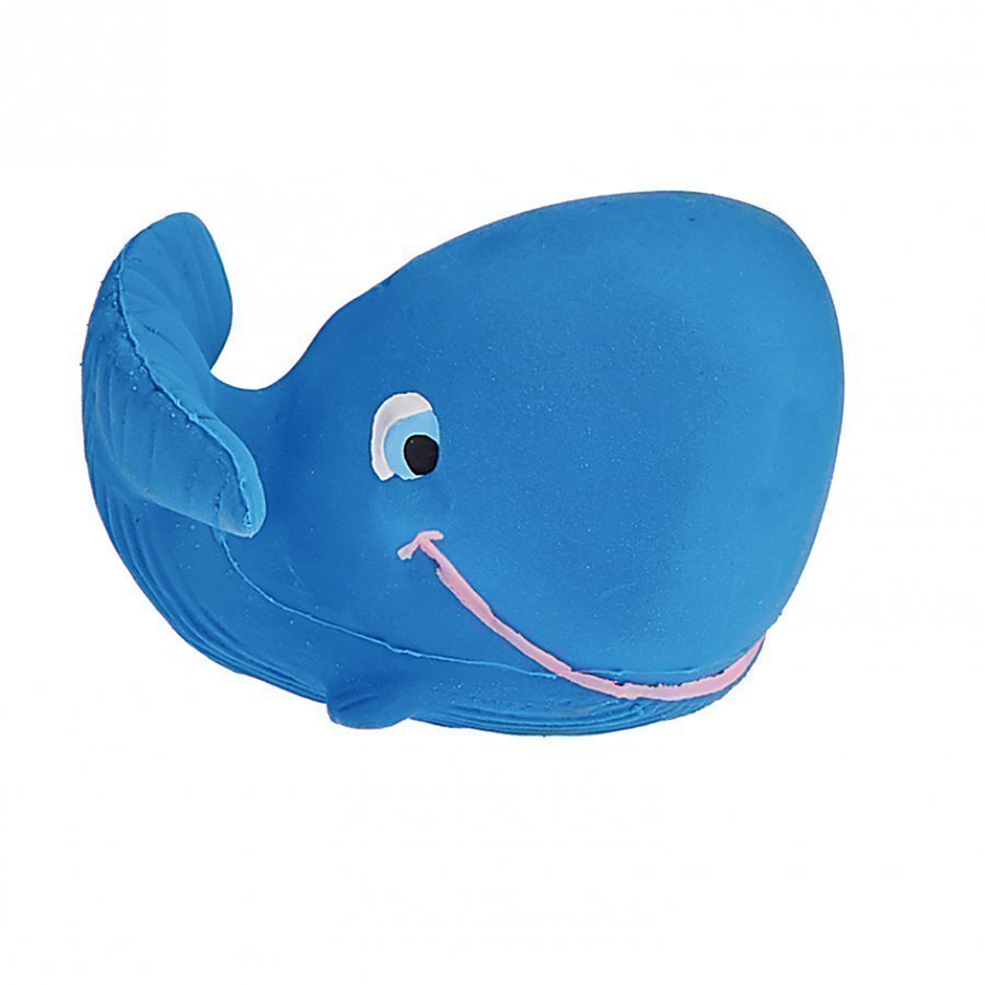 Lanco Whale Natural Rubber Toy Kylpylelu