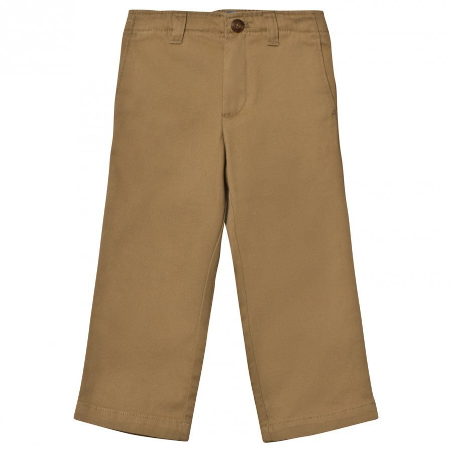 Lands End Beige Cadet Pants Chinos Housut