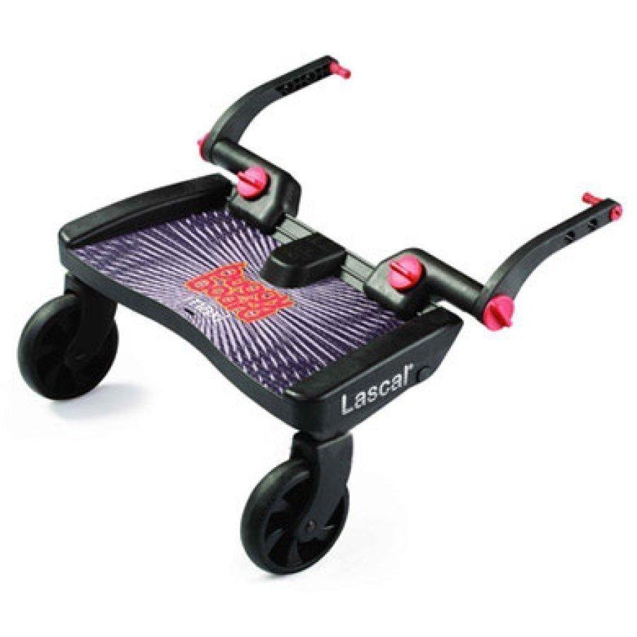 Lascal Buggy Board Maxi Musta 2730