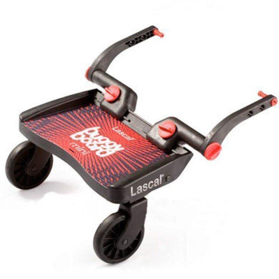 Lascal Buggy Board Mini Seisomalauta Punainen