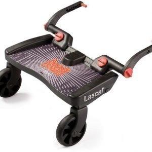 Lascal Seisomalauta Buggy Board Maxi Musta