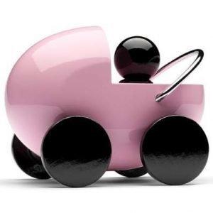 Lastenvaunut Pinkki