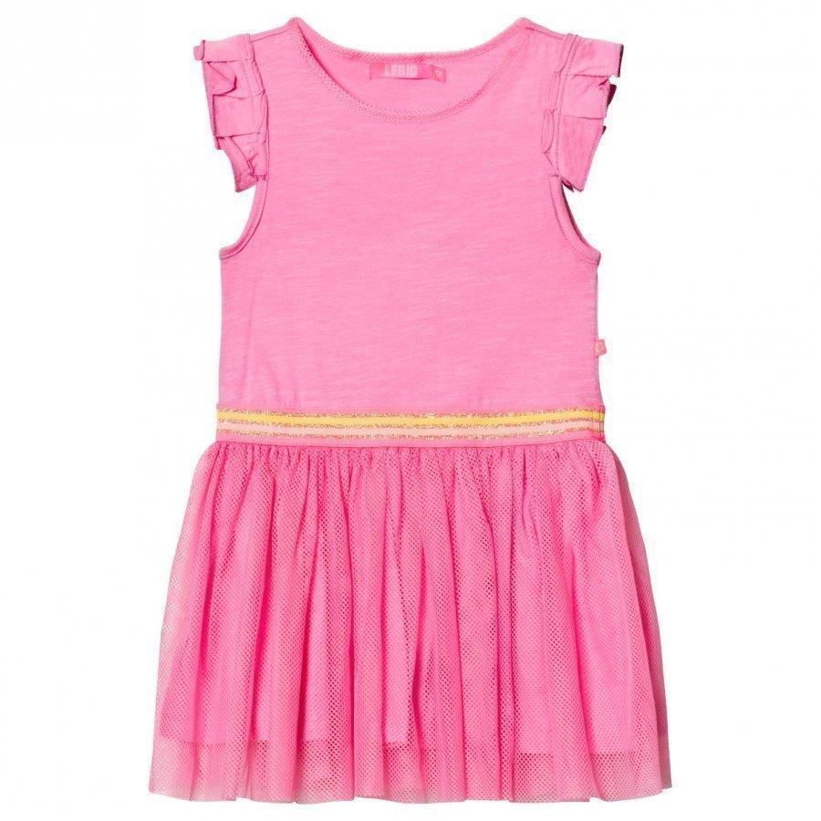 Le Big Elixane Dress Pink Mekko