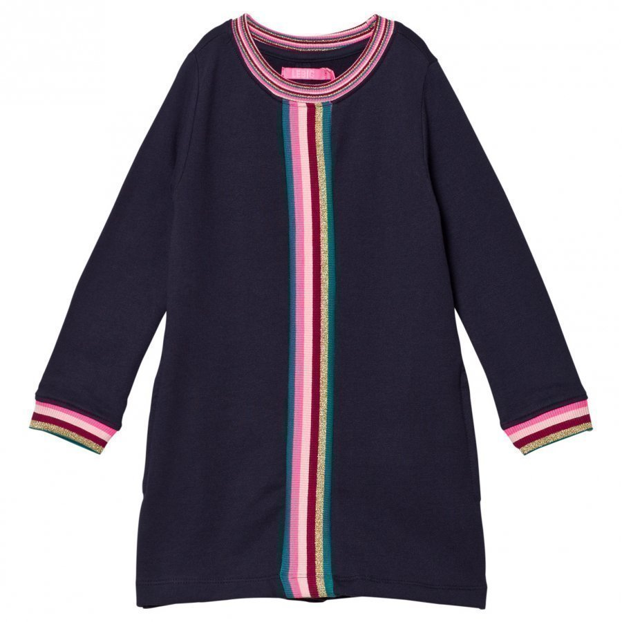 Le Big Ginny Dress Navy Mekko