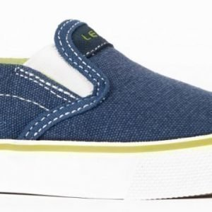 Leaf Kanvastossut Slip on Parga KIDS