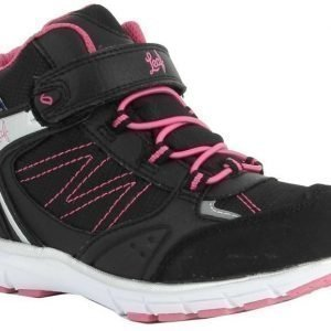 Leaf Lenkkarit Nybro High Black/Pink