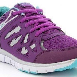 Leaf Urheilujalkineet Boda Jr Purple