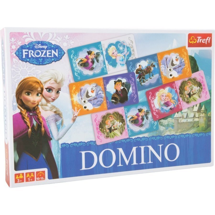 Legler Disney Frozen Domino