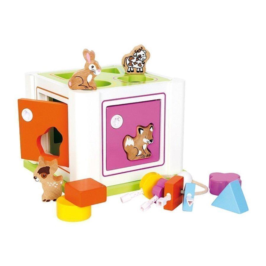 Legler Palikkalaatikko + Avaimet