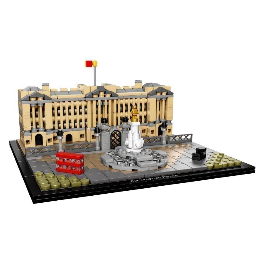 Lego Architecture Buckinghamin Palatsi 21029