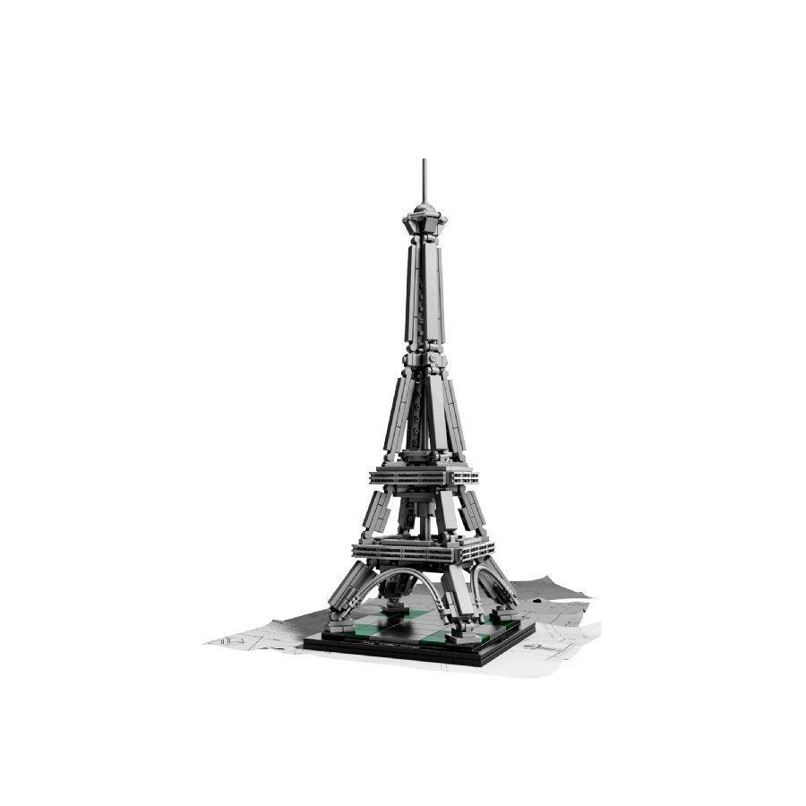 Lego Architecture Eiffel Torni 21019
