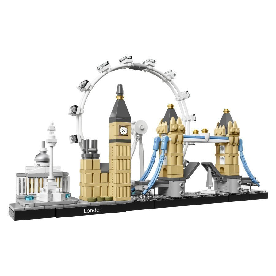 Lego Architecture Lontoo 21034