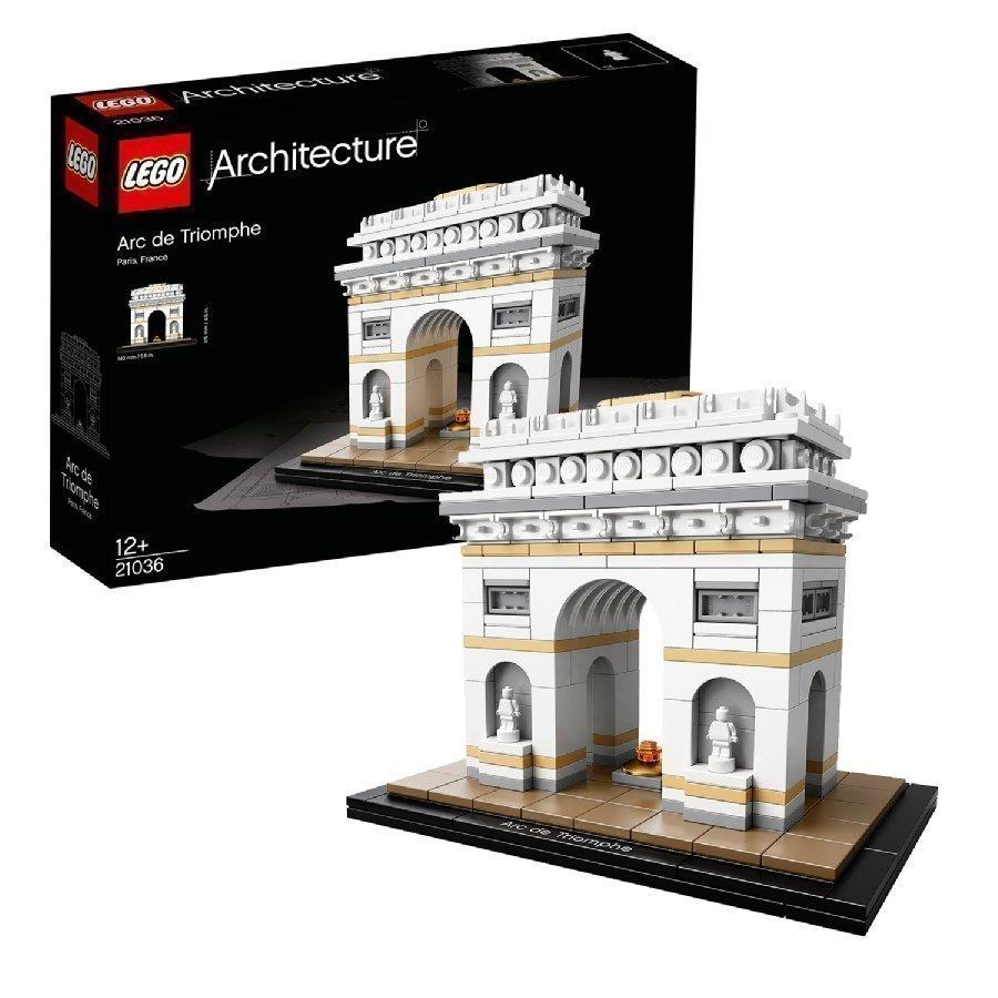 Lego Architecture Riemukaari 21036