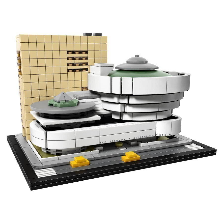 Lego Architecture Solomon R. Guggenheim Museo 21035
