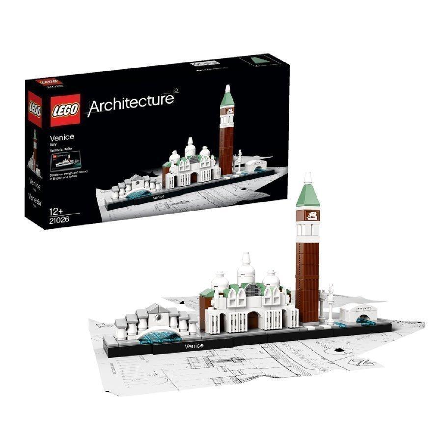 Lego Architecture Venetsia 21026