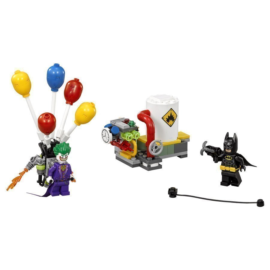Lego Batman Movie Jokerin Ilmapallopako 70900