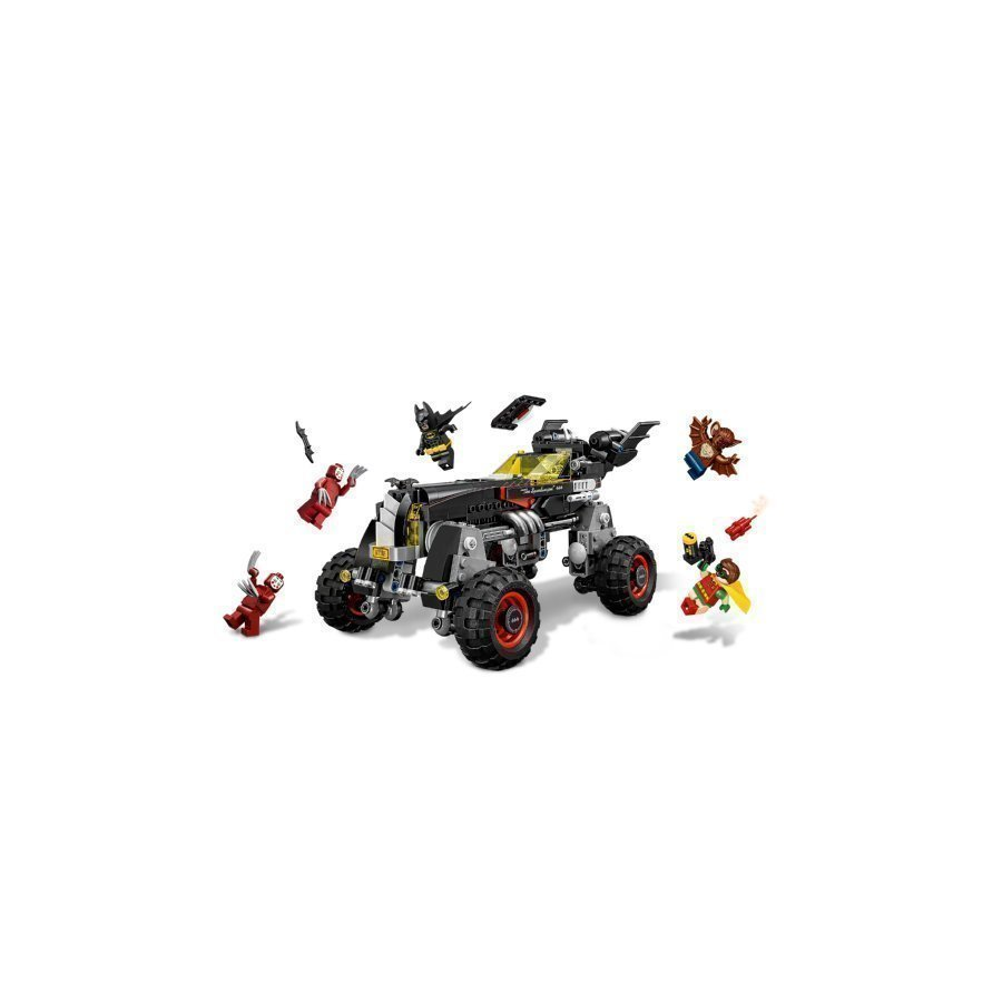 Lego Batman Movie Lepakkoauto 70905