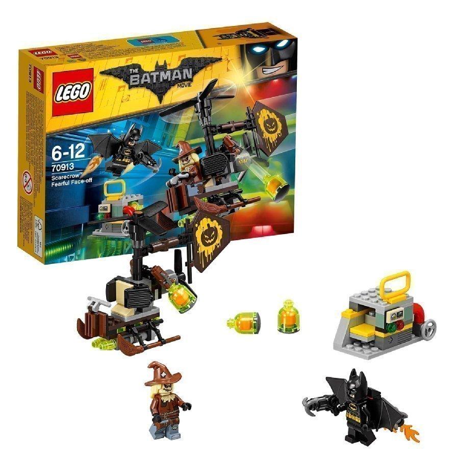 Lego Batman Movie Linnunpelätin Ja Pelottava Yhteenotto 70913