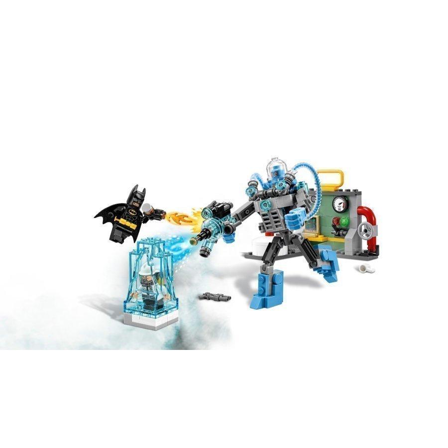 Lego Batman Movie Pakkasherran Jäähyökkäys 70901
