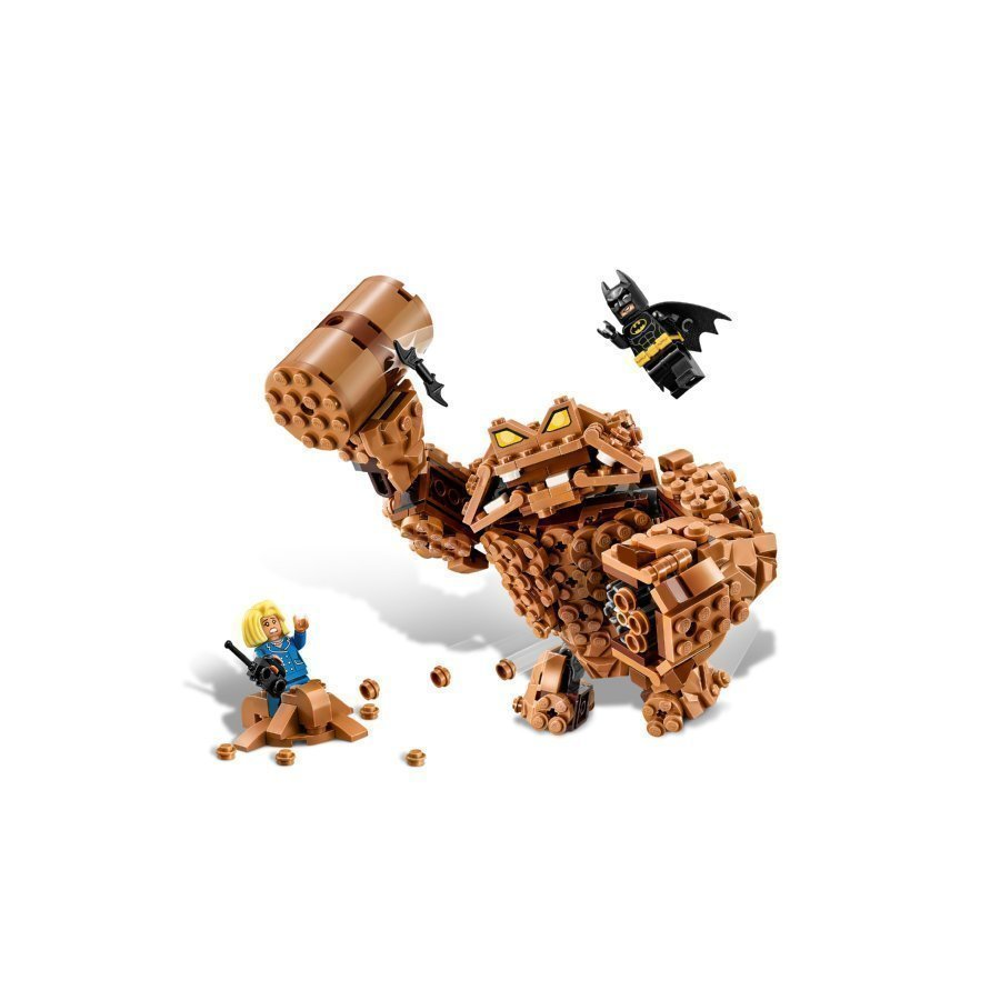Lego Batman Movie Savinaama Ja Roiskuva Hyökkäys 70904