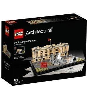 Lego Buckinghamin Palatsi