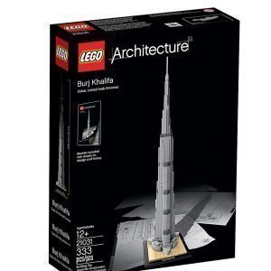 Lego Burj Khalifa