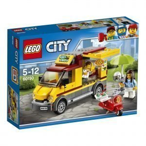 Lego City 60150 Pizza Auto