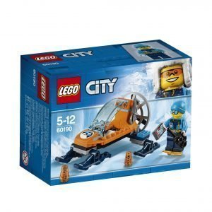 Lego City Arctic Expedition 60190 Arktinen Jääliitokone