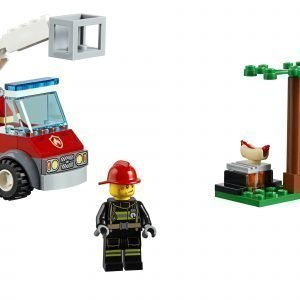 Lego City Fire 60212 Grillipalo