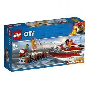 Lego City Fire 60213 Laituripalo