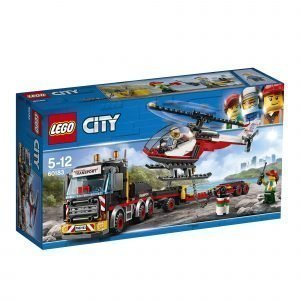 Lego City Great Vehicles 60183 Raskas Rahtikuljetus