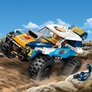 Lego City Great Vehicles 60218 Aavikkoralliauto
