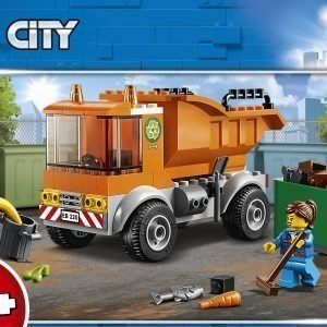 Lego City Great Vehicles 60220 Roska Auto