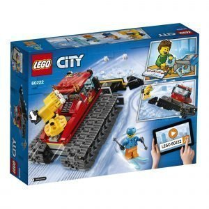 Lego City Great Vehicles 60222 Lumikissa