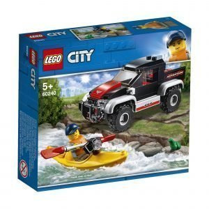 Lego City Great Vehicles 60240 Kajakkiseikkailu