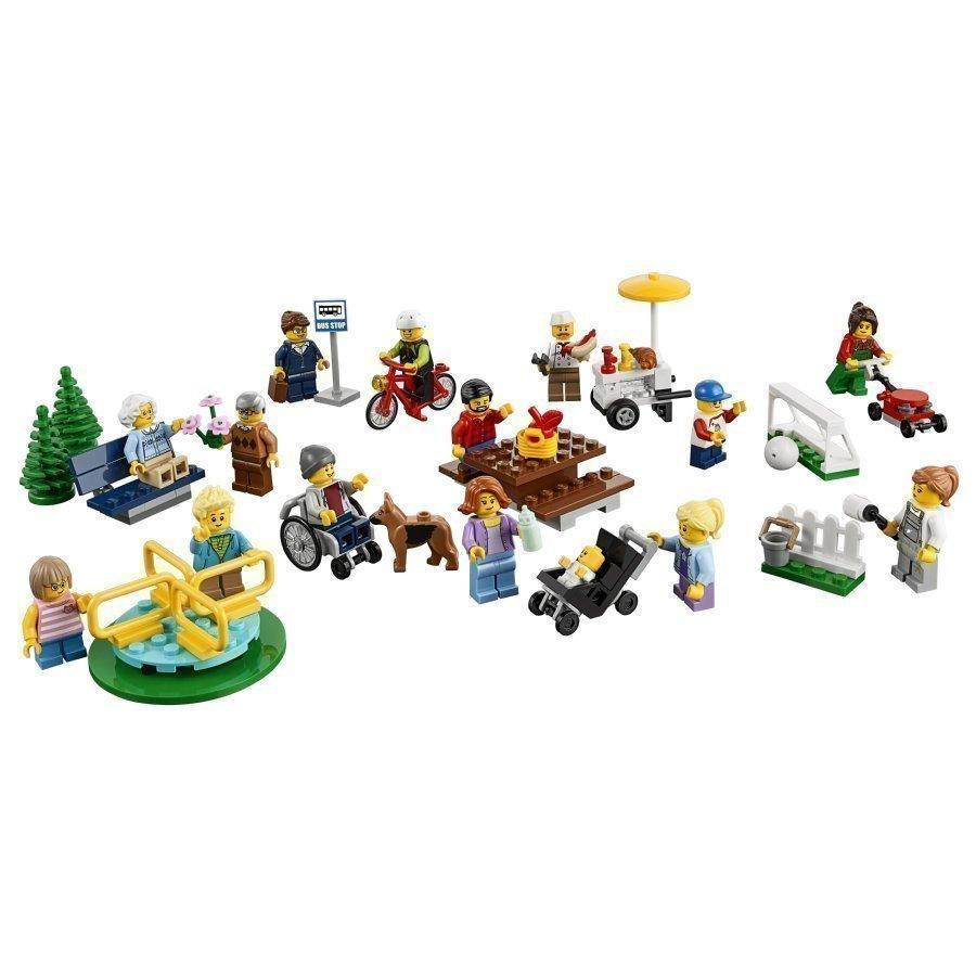 Lego City Hauskaa Puistossa Cityn Hahmopakkaus 60134