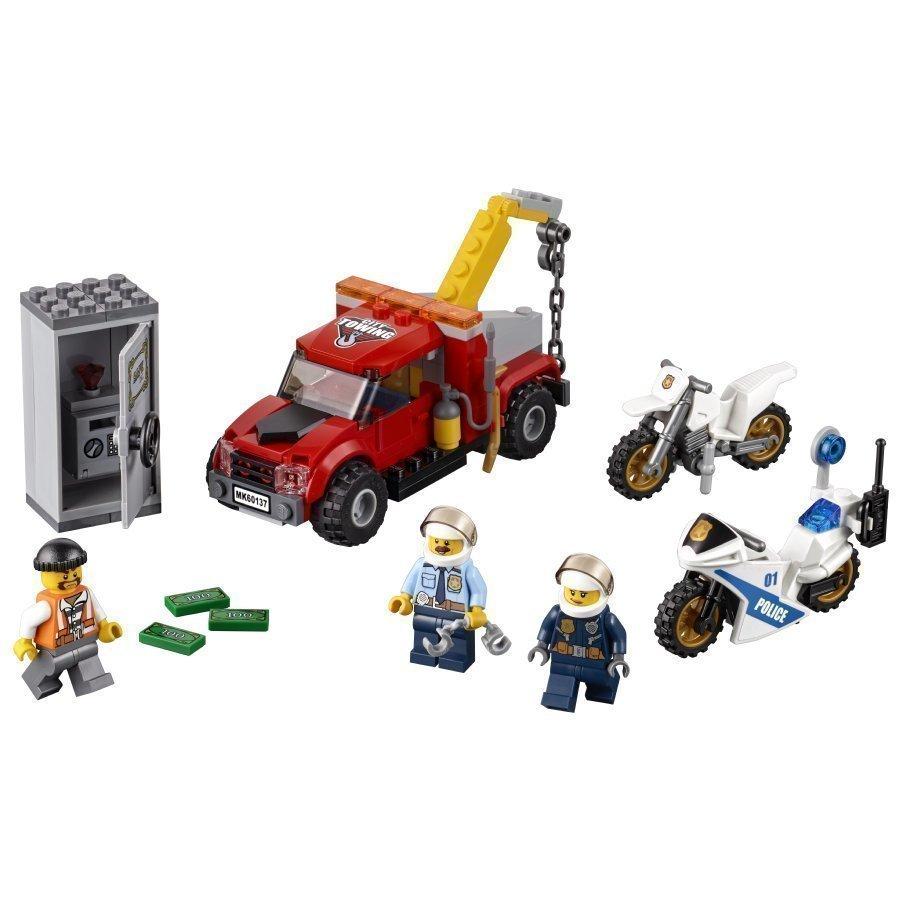 Lego City Hinausauto Pulassa 60137