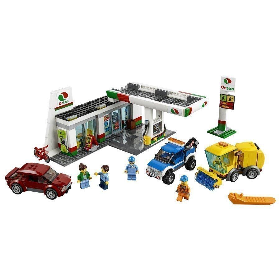 Lego City Huoltoasema 60132