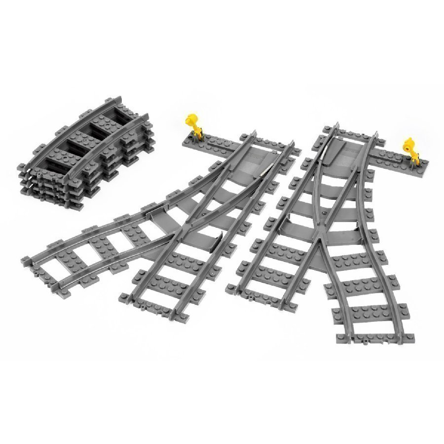 Lego City Käsinohjattavia Vaihteita 7895