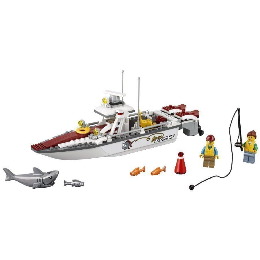 Lego City Kalastusvene 60147