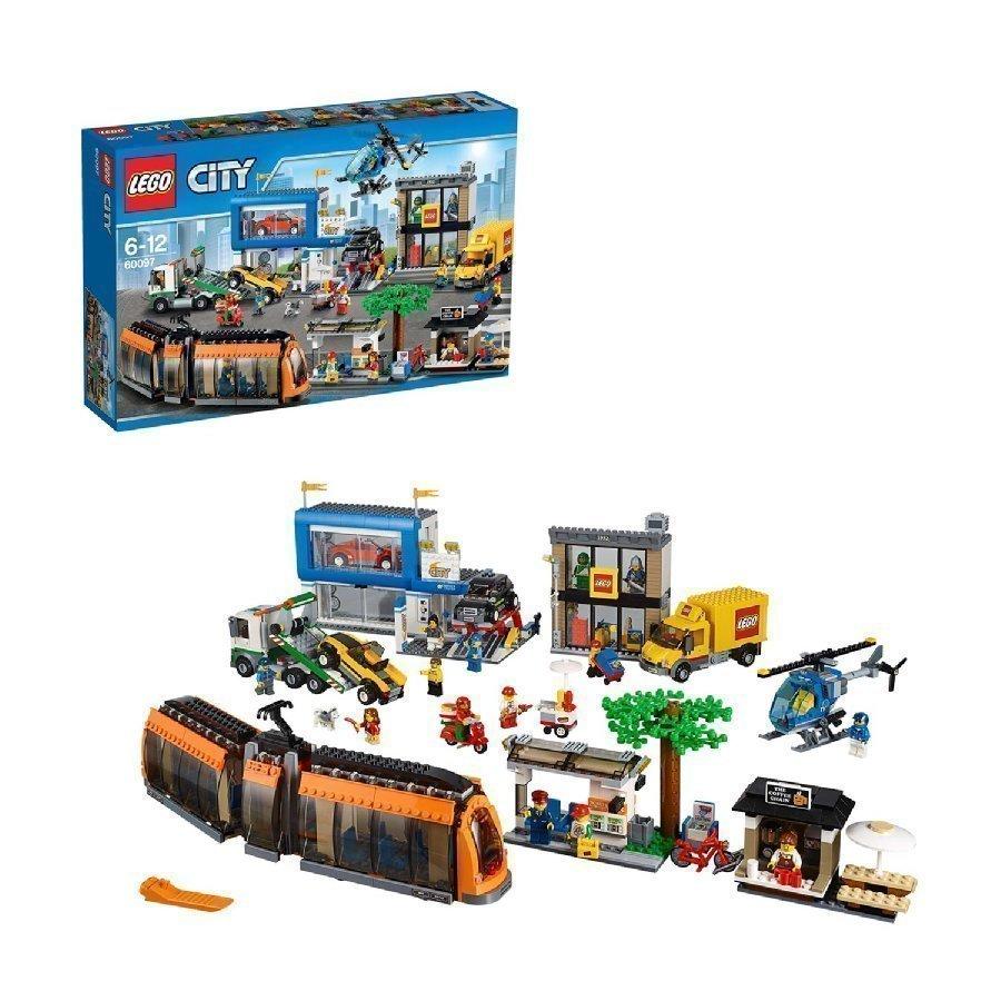 Lego City Kaupungin Aukio 60097