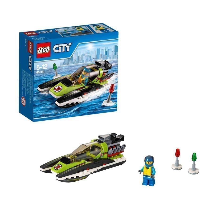 Lego City Kilpavene 60114