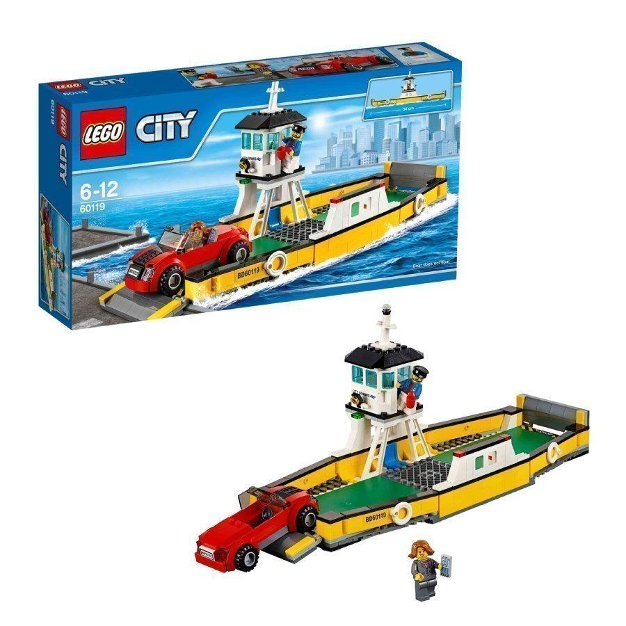Lego City Lautta 60119