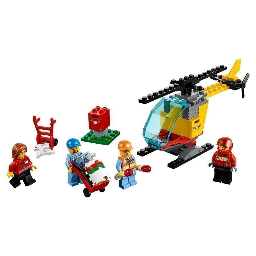 Lego City Lentokentän Aloitussetti 60100