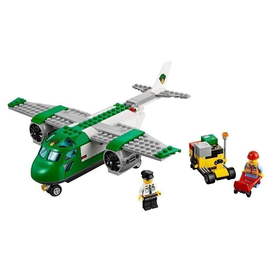 Lego City Lentokentän Rahtilentokone 60101