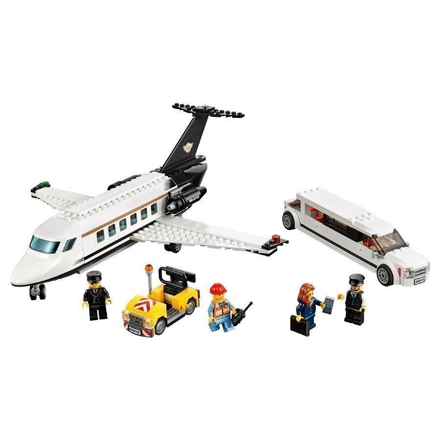 Lego City Lentokentän Vip Palvelu 60102