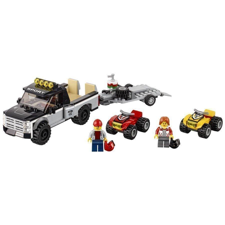 Lego City Mönkijäkisatiimi 60148