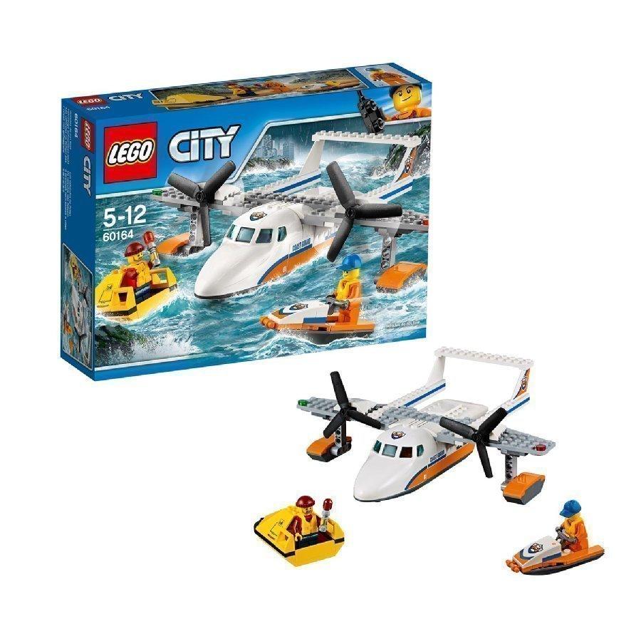 Lego City Meripelastuslentokone 60164