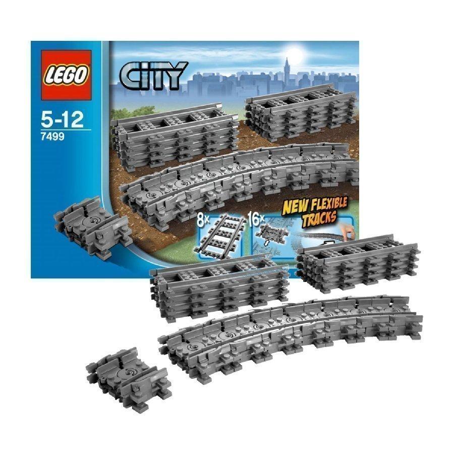 Lego City Muunneltavat Kiskot 7499
