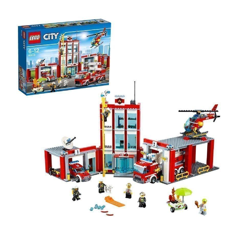 Lego City Paloasema 60110